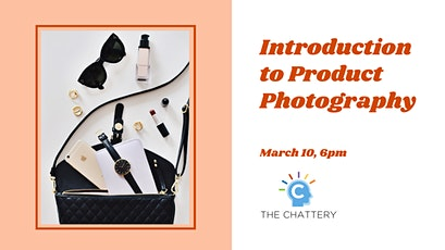 Introduction to Product Photography tickets