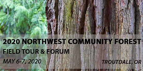 2020 NW Community Forest Forum tickets