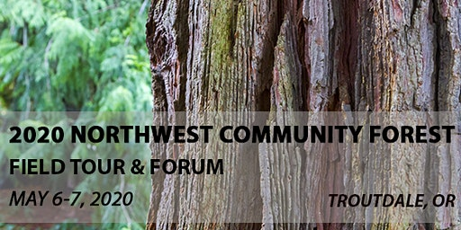2020 NW Community Forest Forum