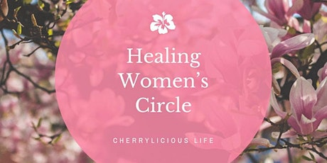 Healing Women's Circle - Full Moon Energy tickets
