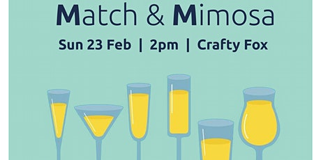 Match & Mimosas tickets