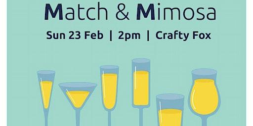 Match & Mimosas