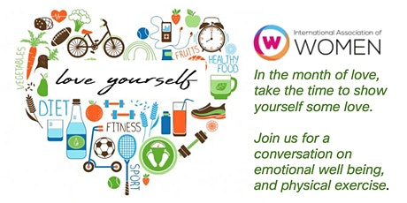 Love Yourself - Personal Wellness tickets