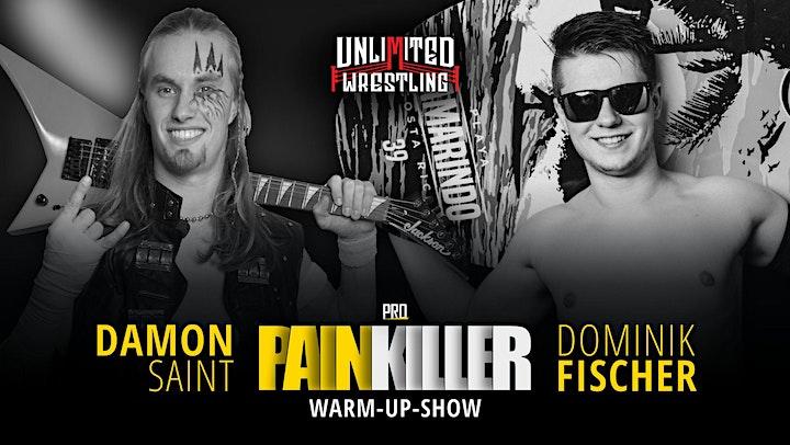 PRO Painkiller -  Wrestling in Dresden LIVE erleben!: Bild