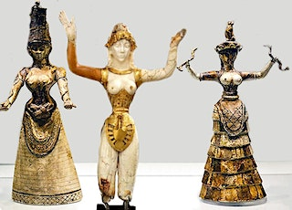 """Free Lecture """"Minoan Snake Goddess Eleutheia"""" on March 11, 8 p.m. with Dr. James Rietveld tickets"""