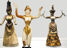 """Free Lecture """"Minoan Snake Goddess Eleutheia"""" on March 11, 8 p.m. with Dr. James Rietveld"""
