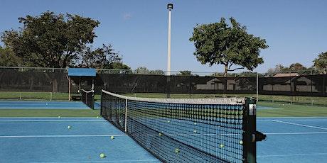 CTA Challenger Junior Tennis Tournament * USTA Approved tickets