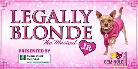 Legally Blonde Jr- Friday, October 9 8pm tickets