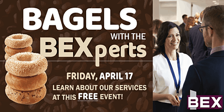 Bagels with the BEXperts tickets
