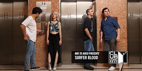 Surfer Blood tickets