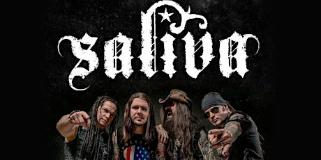 Saliva@ The Crying Monk tickets