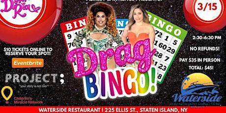 Drag queen bingo fundraiser tickets