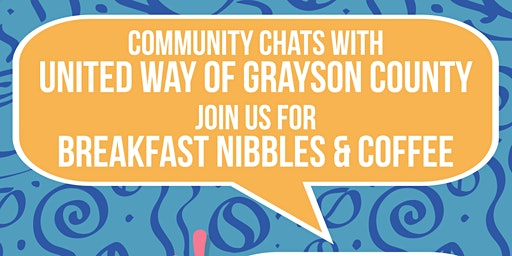 Community Chats with United Way of Grayson County