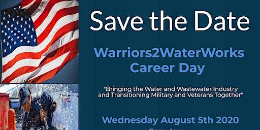 Warriors2WaterWorks Career Day