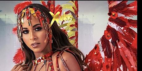 Trinidad Carnival 2020 - WIlliam Tommy tickets