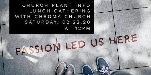 New Multiethnic Church Plant Info Gathering