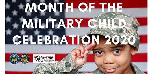 Orange County Month of the Military Child Celebration 2020