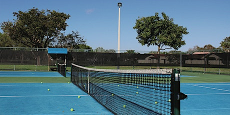 CTA Challenger Junior Tennis Tournament (May) * USTA Approved tickets