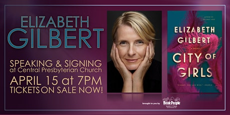 BookPeople Presents: An Evening with Elizabeth Gilbert tickets
