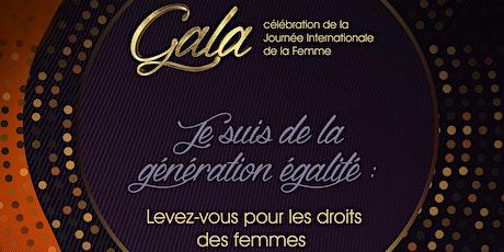 Gala des Femmes de la francophonie de Calgary /Calgary Francophone Women's Gala  tickets
