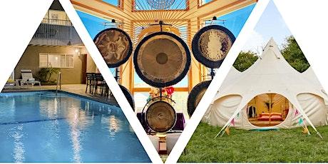 432hz Sound Meditation & Mineral Healing Waters w/ Shane Thunder & Avatara tickets