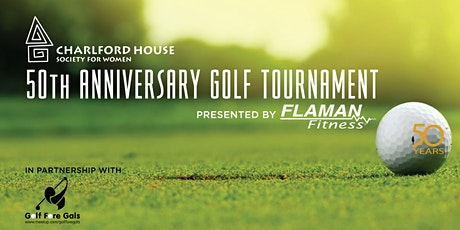 50th Anniversary Golf Tournament tickets