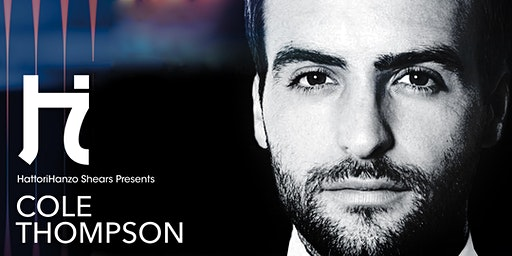 AN EVENING WITH FORMER SASSOON CREATIVE DIRECTOR @_COLE_THOMPSON: TIPS & TOOLS