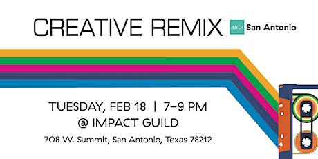 Creative Remix: Design for Impact tickets