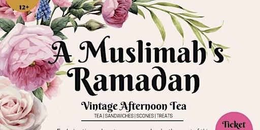 A Muslimah's Ramadan - Slough