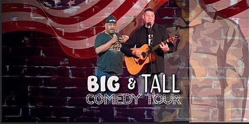 Big and Tall Comedy Fundraiser at Amsterdam American Legion