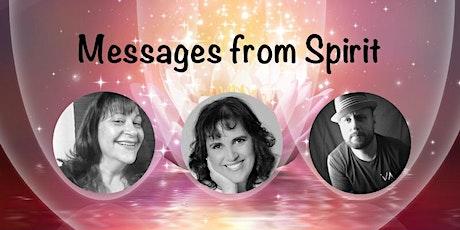 Messages From Spirit - 3 Australian Psychic Mediums tickets