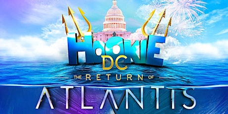Hookie D.C. (2021) : The Return of Atlantis tickets