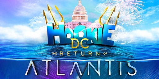Hookie D.C. (2020) : The Return of Atlantis
