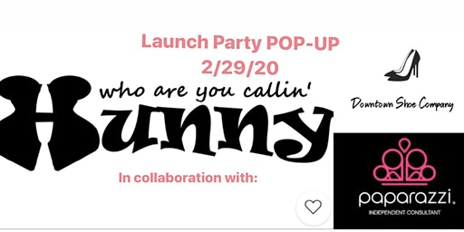 Who are you Callin' Hunny Launch Party Pop Up!