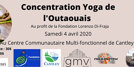 Concentration Yoga de l'Outaouais tickets