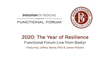 Functional Forum: 2020: The Year of Resilience