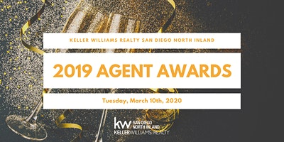 2019 Agent Awards Ceremony