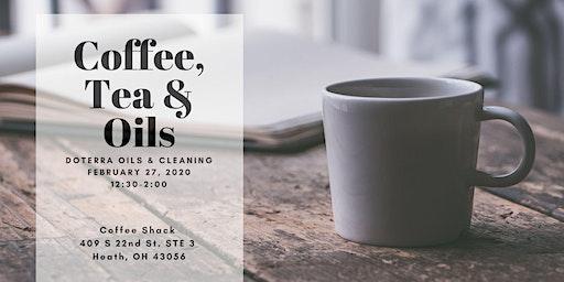 Coffee, Tea, and Oils