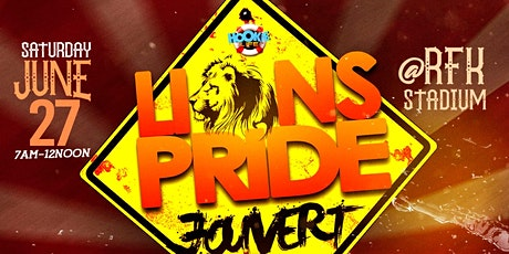 Lion's Pride J'Ouvert (2021): The Mad Circus tickets