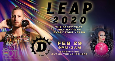 LEAP 2020 - Party Bus