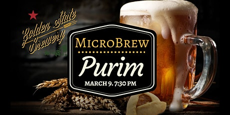 Microbrew Purim tickets