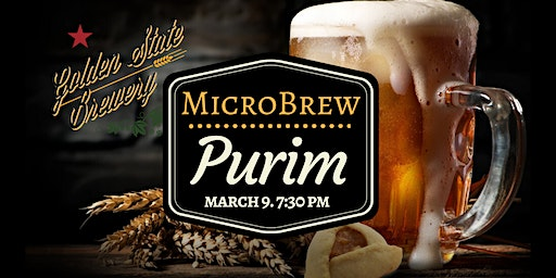 Microbrew Purim