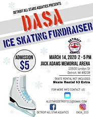 DASA Ice Skating Fundraiser tickets