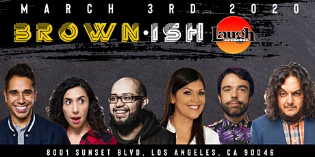 FREE VIP TICKETS - Laugh Factory - 03/03 - Latino Night tickets