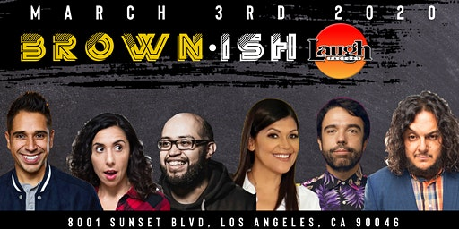 FREE VIP TICKETS - Laugh Factory - 03/03 - Latino Night