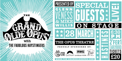 The Grand Olde Opus - 28 March 2020