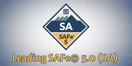 Leading SAFe® 5.0 (SA) Course and Certification