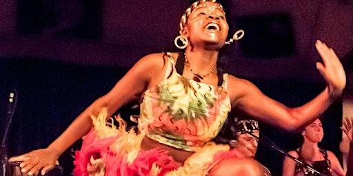 African Dance Class at Davis Arts Center
