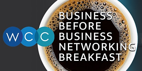 Business Before Business Networking  Breakfast: February 2020 tickets
