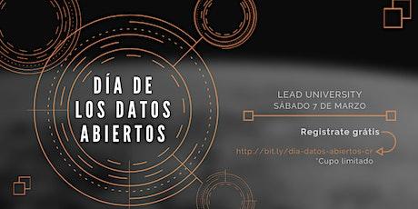 Día Internacional de los Datos Abiertos entradas